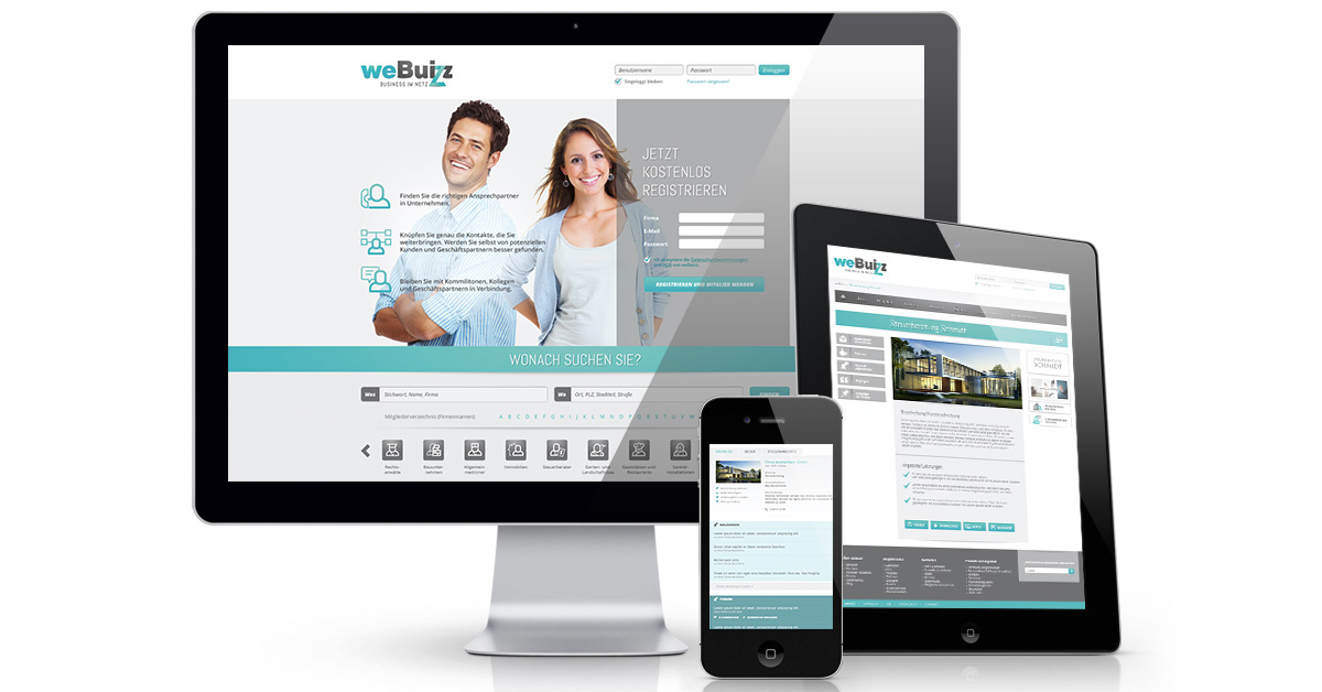 webuizz - Business im Netz