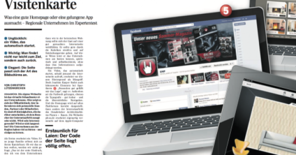 Open Source und responsives Webdesign